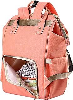 Sunveno NB22179 Diaper Bag, Orange