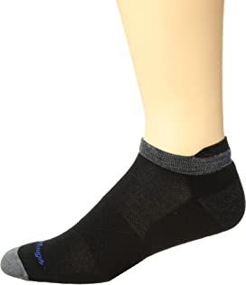 Vertex No Show Tab Ultra Light Cushion Socks