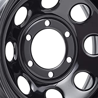 Pro Comp Steel Wheels Series 97 Wheel with Gloss Black Finish (15x8