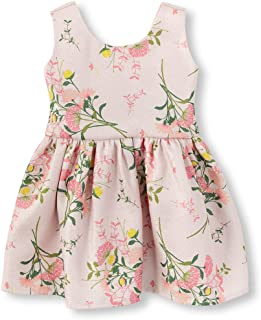Big Girls' Sleeveless Dressy Dress