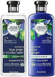 Herbal Essences Bio: Renew Blue Ginger & Micellar Water Shampoo And Conditioner Set