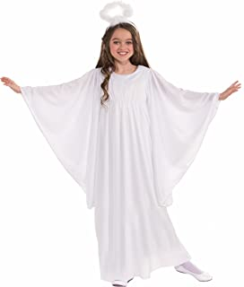 Forum Novelties Angel Child Costume, Large, White