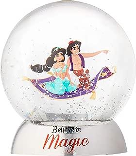 Department 56 Disney Classic Brands Aladdin Waterdazzler Waterball, 4.5