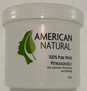 100% Pure White Petroleum Jelly