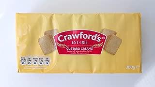 Crawford's Custard Creams 300g (Pack of 3)