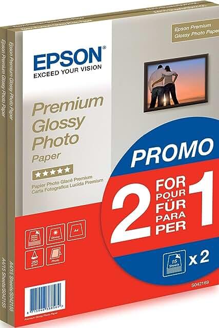 Epson Pack Fotopapier