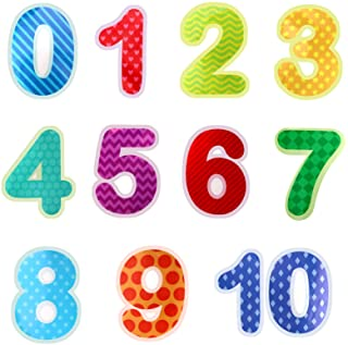 OOTSR 1-10 Number Wall Decals, Removable Wall Decals...