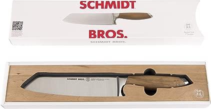 Schmidt Brothers Cutlery 三徳(Bonded Teak)<正規品>