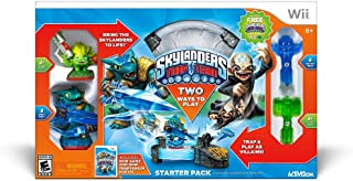 Skylanders Trap Team Legendary Starter Pack for Nintendo Wii