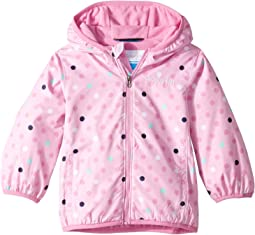 68f80c45f Columbia kids mini pixel grabber ii wind jacket infant toddler black ...