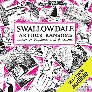 Swallowdale     Swallows and Amazons Series, Book 2              By:                                                                                                                                 Arthur Ransome                               Narrated by:                                                                                                                                 Gareth Armstrong                      Length: 10 hrs and 24 mins     199 ratings     Overall 4.7