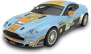 Scalextric Original - Aston Martin Vantage Gulf - Coche Slot analógico (A10116S300)