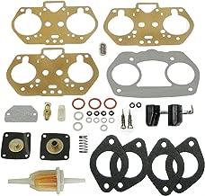 Carburetor Rebuild Kit, Compatible For Weber 40mm/44mm IDF, Empi HPMX 40-44mm