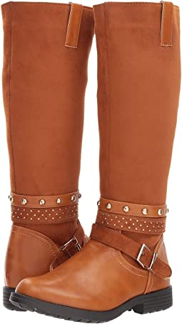 Tall Wrap Buckle Boot (Little Kid/Big Kid)