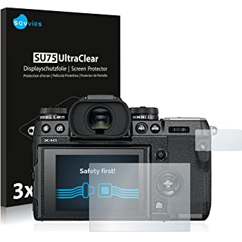 brotect Protection Ecran Verre Compatible avec FujiFilm FinePix XP120 Film Protecteur Vitre 9H Anti-Rayures AirGlass
