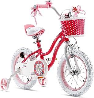 RoyalBaby - Bicicleta para niños de 3 a 9 años con Ruedas