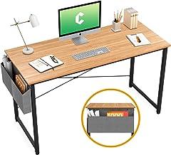"Cubiker Computer Desk 47"" Home Office Writing Study Desk, Modern Simple Style Laptop.."