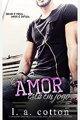 O Amor Está Em Jogo (Série Rixon Raiders Livro 2) eBook Kindle