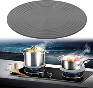 FYINTON Heat Diffuser For Gas Stovetop,Cookware Accessories,9.4inch Stove Diffuser for Pot Protection,Round Fast Defrostin...
