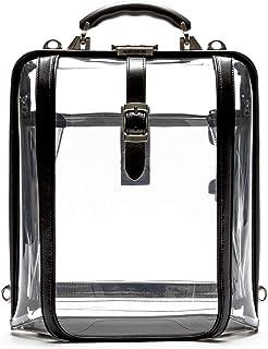 [アートフィアー]ダレスバッグ ニューダレス クリア PVC メンズ DS4-CL クリア