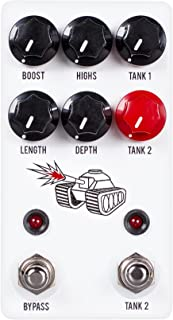 JHS Spring Tank Reverb Guitar Effects Pedal
