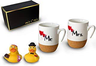 Best mr mrs rubber ducks Reviews