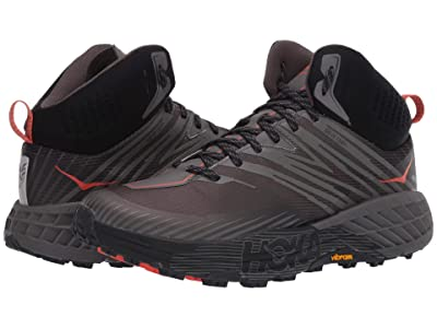 Hoka One One Speedgoat Mid 2 GTX (Anthracite/Dark Gull Grey) Men
