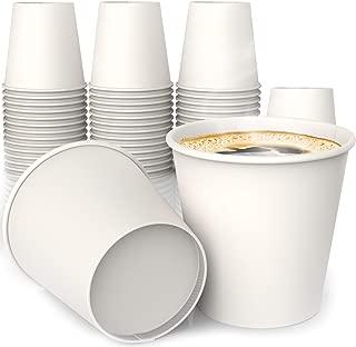 orange styrofoam cups