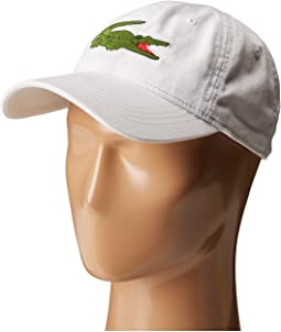 be180f8d1e3d0 Lacoste mens bucket cap white