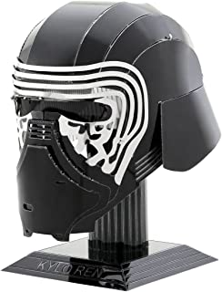 Fascinations Metal Earth Kylo Ren Helmet 3D Metal Model Kit