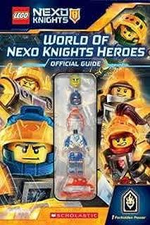 nexo knights art