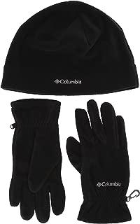 Columbia Fast Trek Winter Hat and Glove set, soft fleece