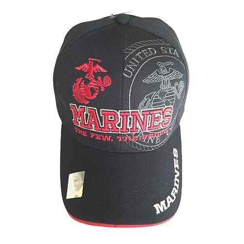 U S Marine Corps Caps: Amazon com