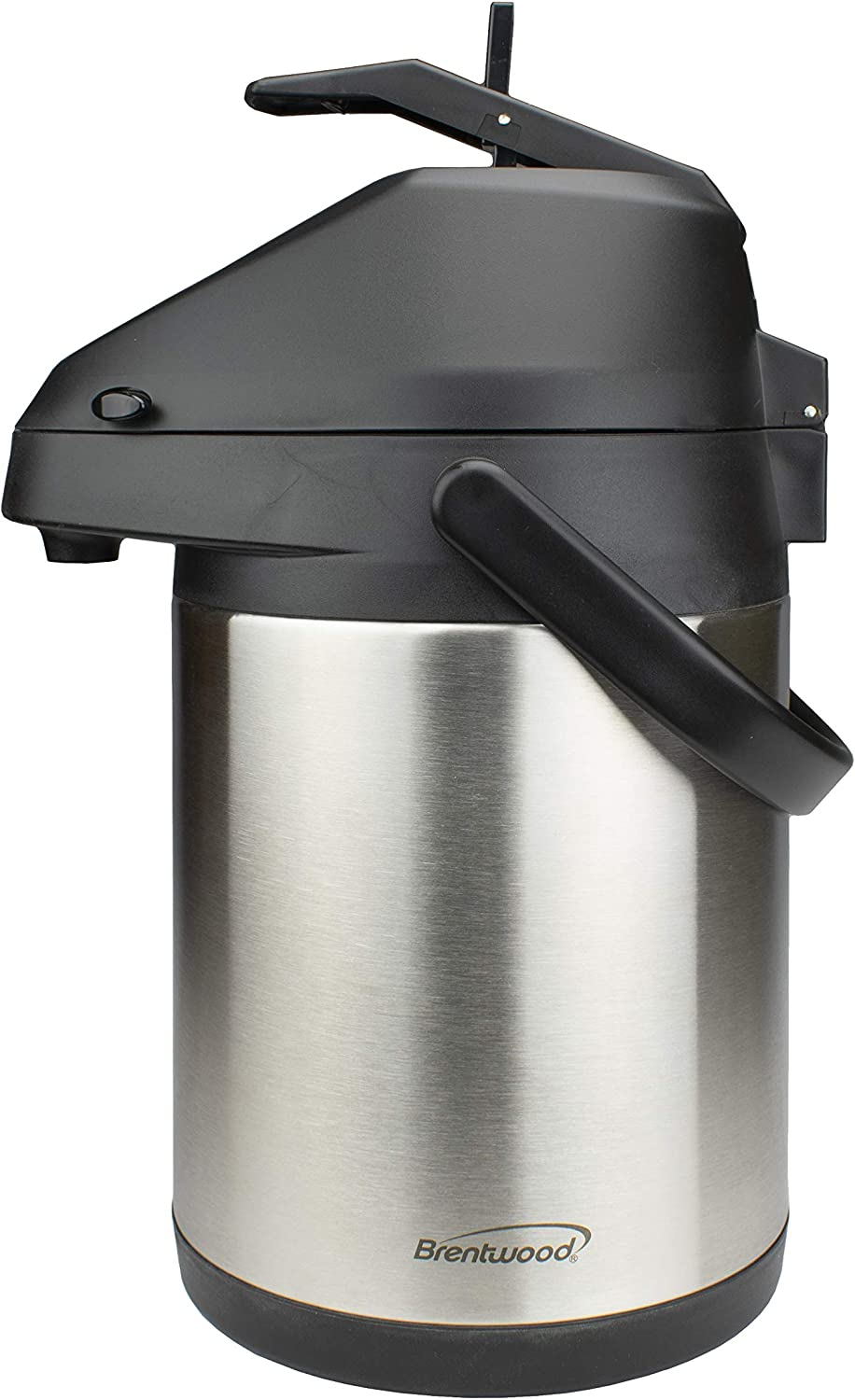 Brentwood CTSA-2500 2.5-Liter Excellence Special price for a limited time Airpot Hot Cold Drink Dispenser