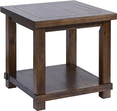 Stein World 16982 Accent Table, Farmhouse Stain