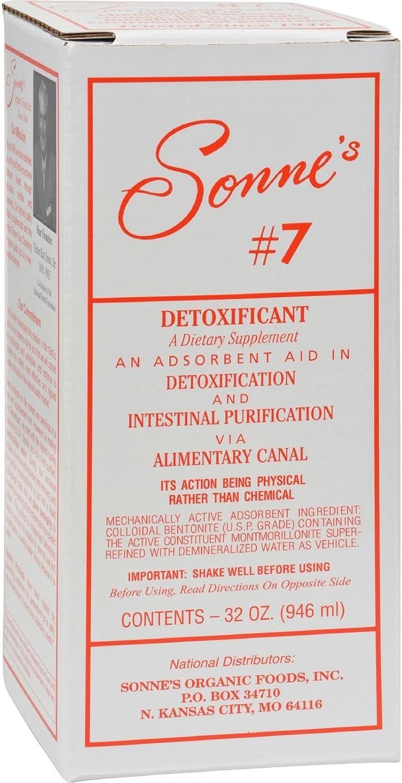Sonne's Sonnes Detoxification No 7 - 32 fl oz