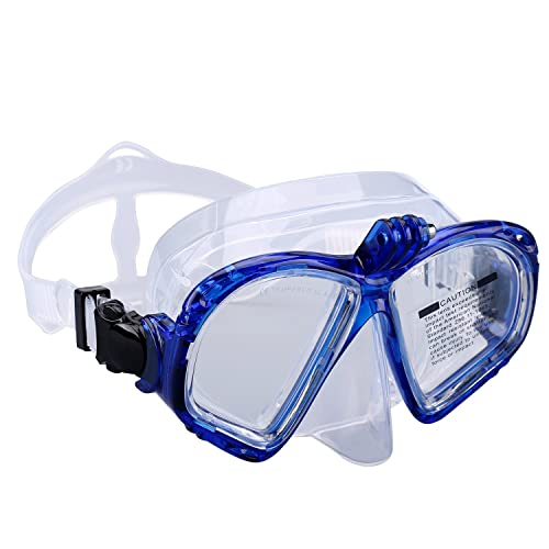 bbedd2f26b Supertrip Premium Snorkel Set Adult with 2 Mouthpieces Diving Mask  Snorkeling Diving Swimming Goggles Mask Dry