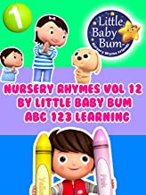 Nursery Rhymes Volume 12 by Little Baby Bum - ABC 123 Learning