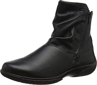 Hotter Women's Whisper Twin Zip Fastening Casual Ankle Boot