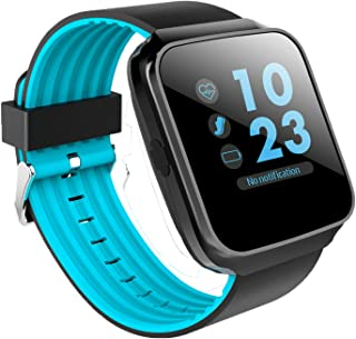 Martin's HomeM3 Touchable Smart Watch Wristbands Bracelet,Pedometer Activity Fitness Tracker with Colorful Screen & Heart ...
