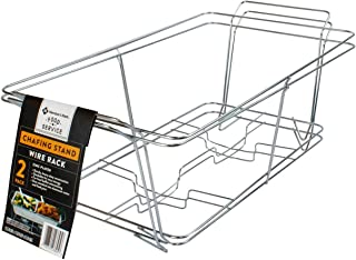 Best chafing dish stand wire rack Reviews