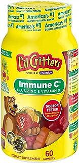 L'il Critters Immune C Plus Zinc, 60ct