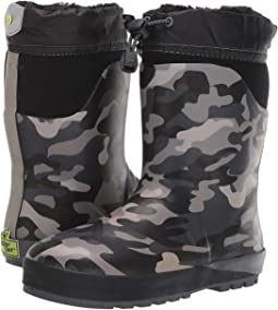 Ridge Camo Neoprene Boot (Toddler/Little Kid)