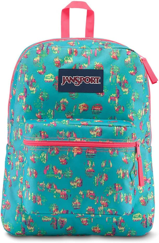 JanSport Exposed Backpack Dots Mirage Elegant Special price for a limited time -