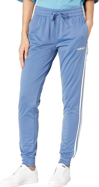 adidas Womens Essentials 3-Stripes Tricot Joggers