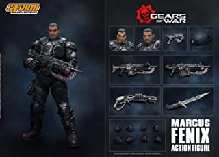 Storm Collectibles Gears of War 5 Action Figure 1/12 Marcus Fenix 16 cm Figures