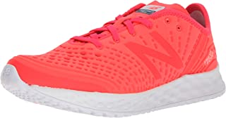 New Balance Women's Fresh Foam Crush v1 Cross Trainer, Vivid Coral/White, 6 B US