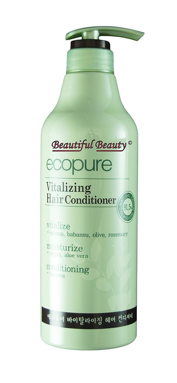 Genuine overseas ECOPURE VITALIZING Hair Conditioner 700ml Ingre - Origin Natural