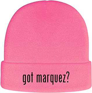 One Legging it Around got Marquez? - Soft Adult Beanie Cap