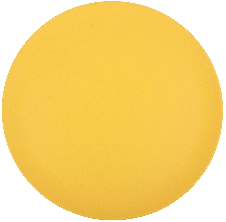 Melange 6-Piece 超特価SALE開催 Bamboo Dinner Plate Sh 信用 Rounds Set Collection